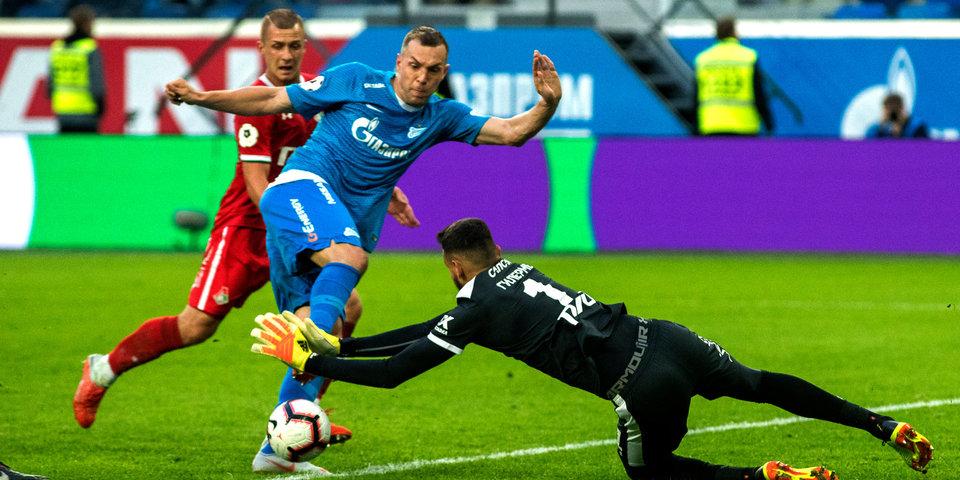 «Зенит» обыграл «Локо» - 5:3! Голы и опасные моменты лучшего матча сезона