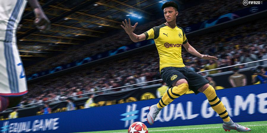FIFA 20 нравится не всем. Игру критикуют и футболисты, и фанаты