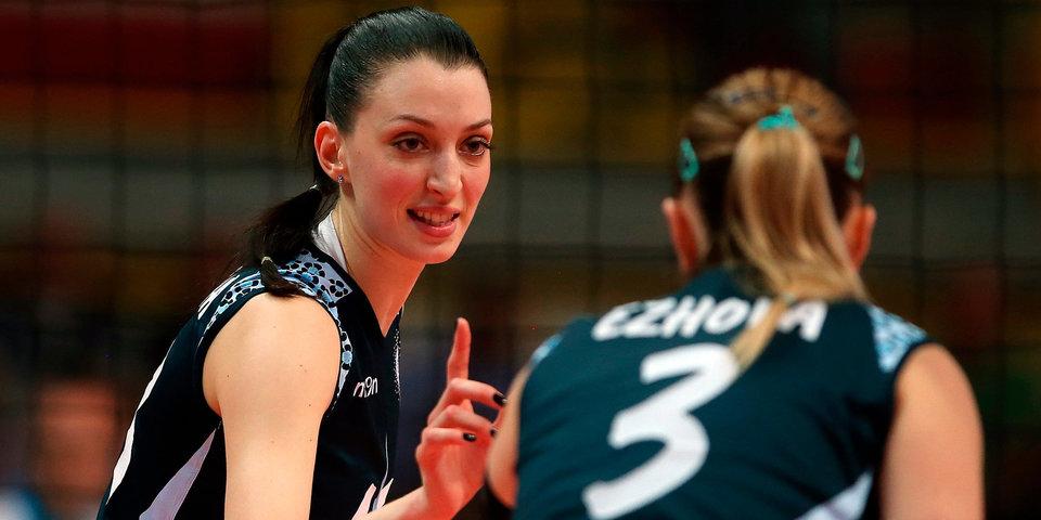 Старцева не сыграет за сборную России в этом сезоне