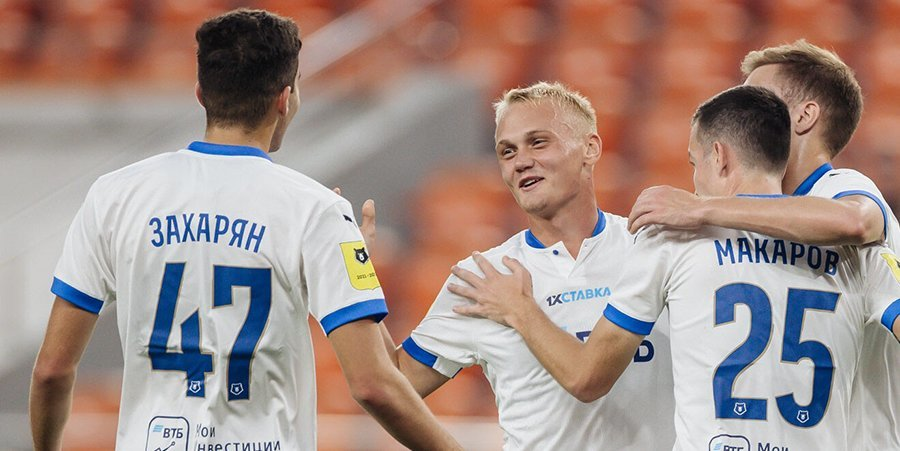 Заполняемость стадиона «Динамо» на матче с «Нижним Новгородом» увеличена до 30 процентов