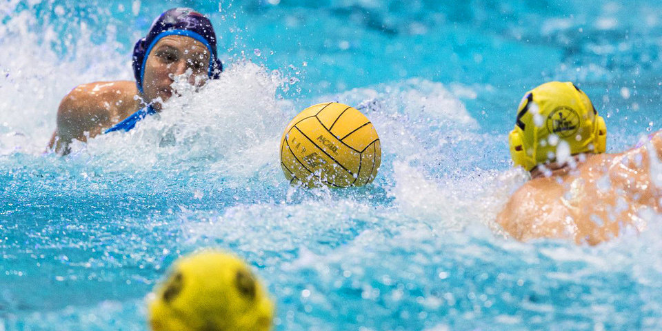 Женская сборная России по водному поло проиграла США в товарищеском матче