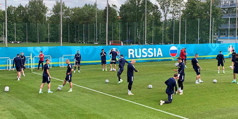Баринов тренировался в общей группе сборной России, Самошников – по индивидуальному плану