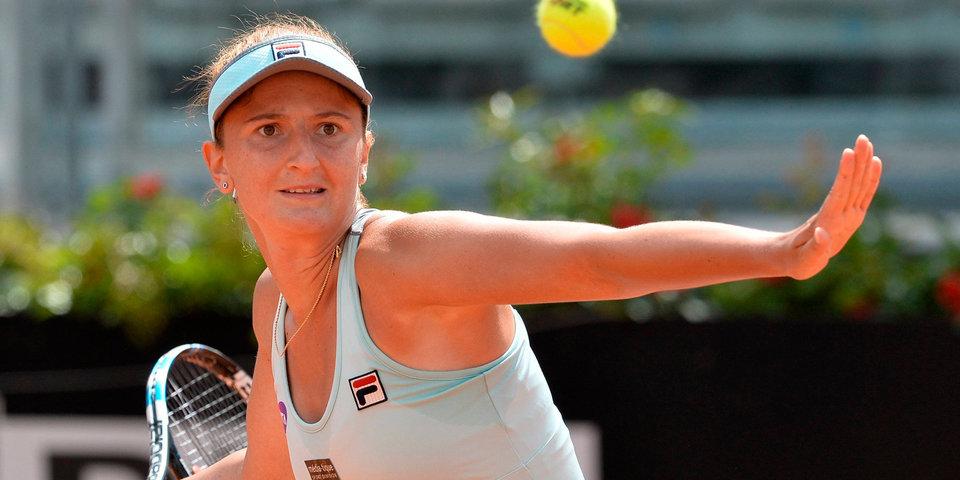 Румынка Бегу выиграла турнир WTA в Бухаресте