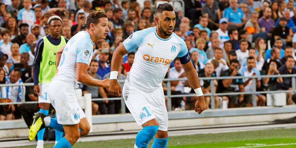 «Марсель» забил два мяча, но уступил «Нанту», «Тулуза» оказалась сильнее «Реймса»