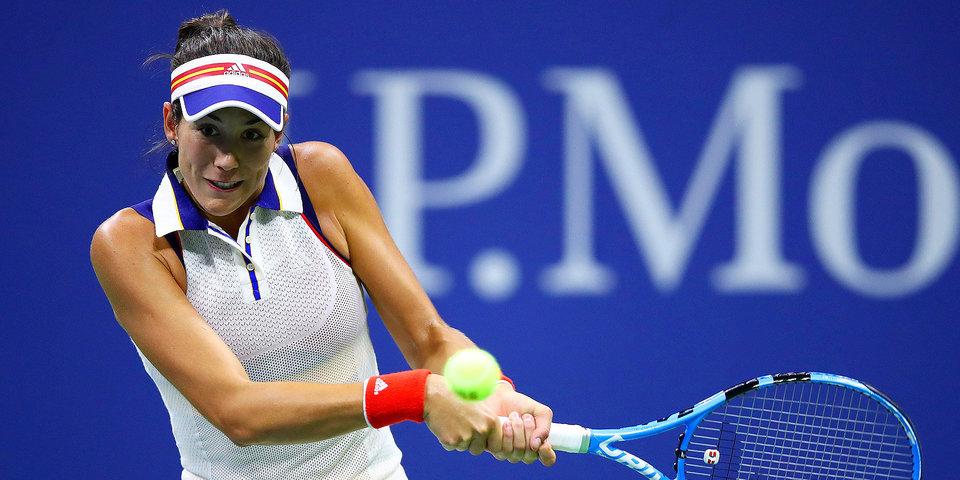 Мугуруса продолжает лидировать в рейтинге WTA, Кузнецова – 8-я, Шарапова – вне топ-100