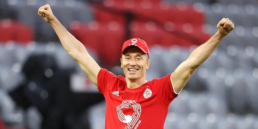 «Бавария» добавила пятую звезду на эмблему клуба