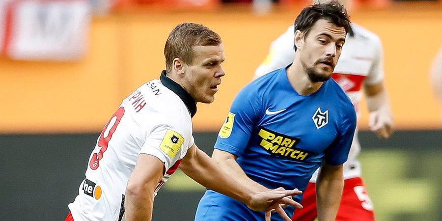 Источник: «Спартак» отказался продавать Кокорина в «Фиорентину» за 7 миллионов евро