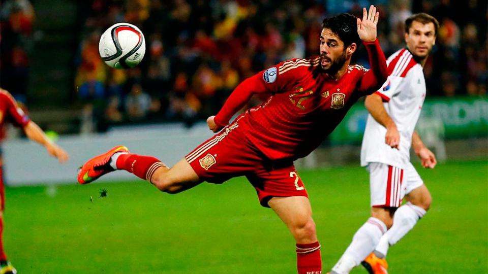 Иско: «В сборной Испании я полностью уверен в себе»