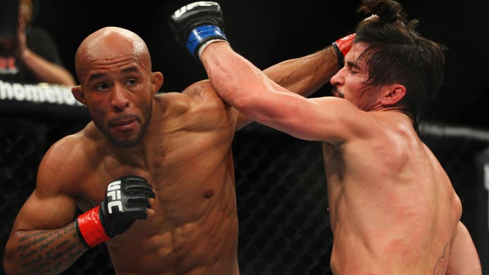 Деметриус Джонсон: «Руководство UFC должно сохранить наилегчайший дивизион»