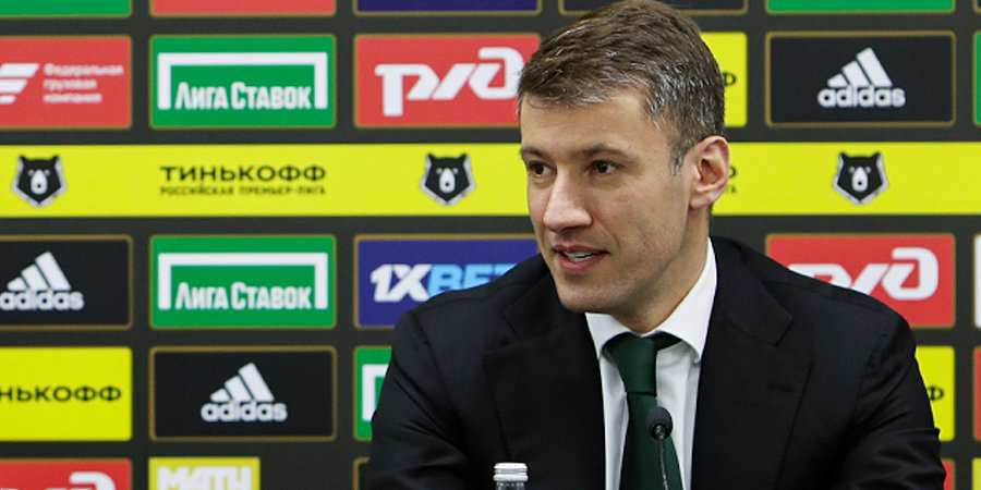Александр Плутник: «Локомотив» ведет поиски спортивного директора»