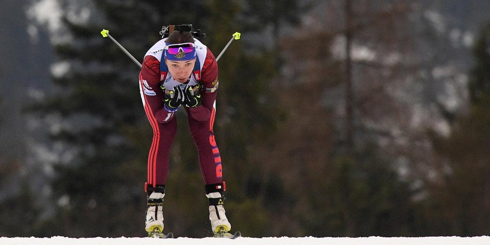 Поварницыну помогли лыжи Кайшевой