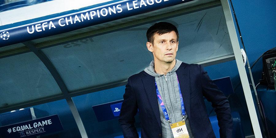 Константин Зырянов: «Семак — единственный тренер-россиянин, который приводил «Зенит» к чемпионству дважды подряд. И ведет к третьему»