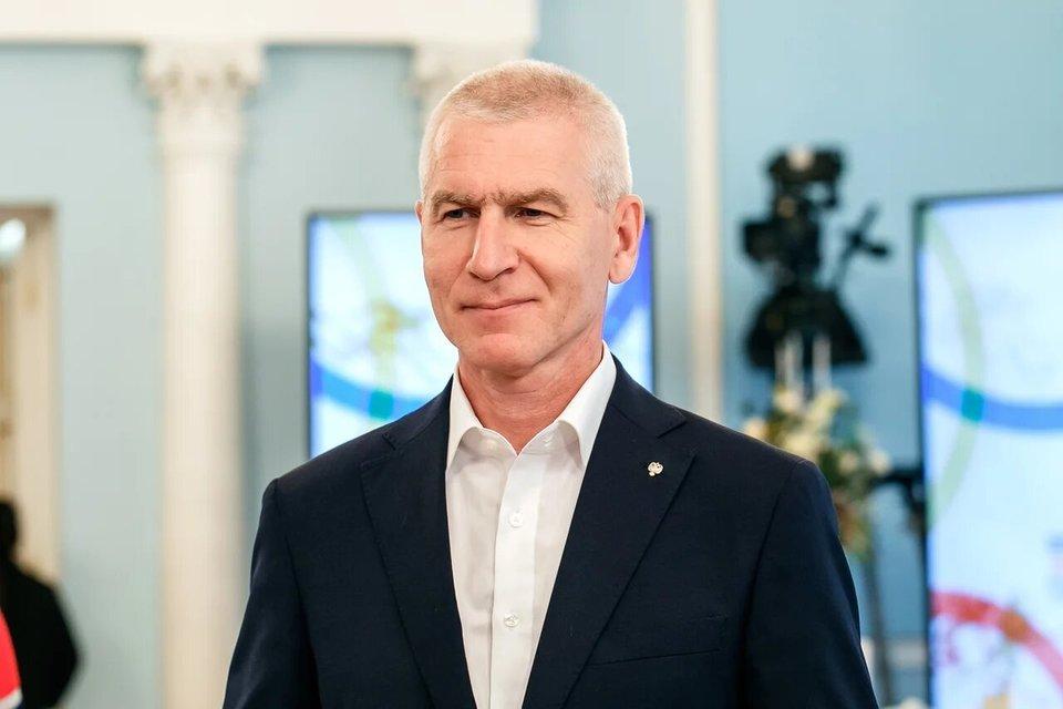 Олег Матыцин: «Россия получит богатое наследие от Универсиады-2023»