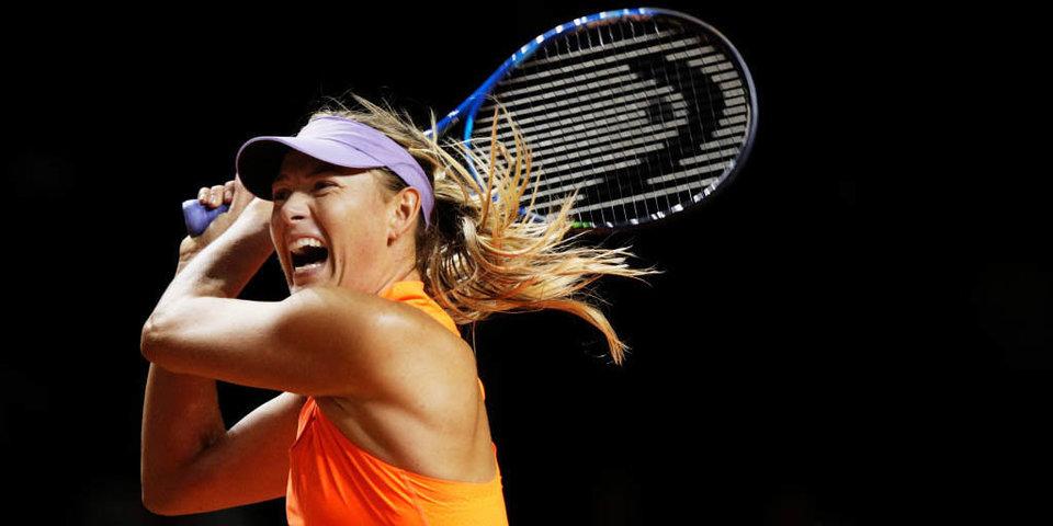 Шарапова улучшила позицию рейтинге WTA