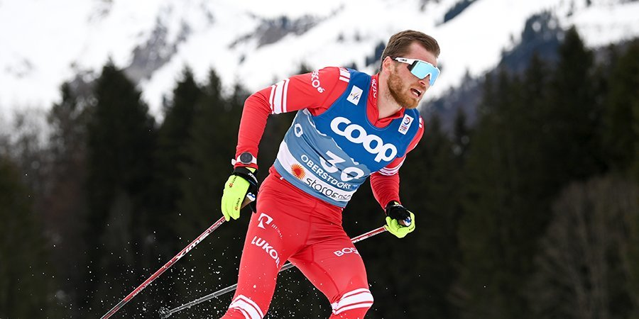 Мальцев выиграл гонку свободным стилем на чемпионате России