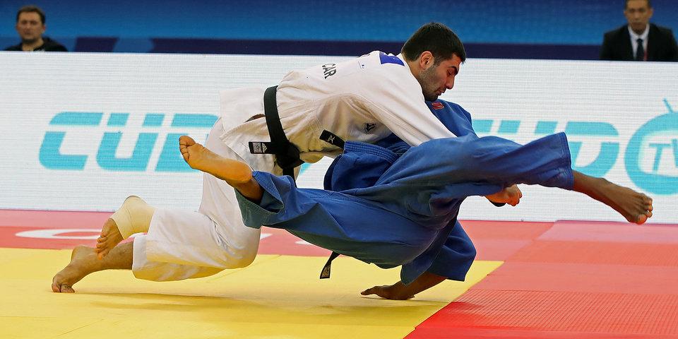 Халмурзаев уступил будущему чемпиону мира