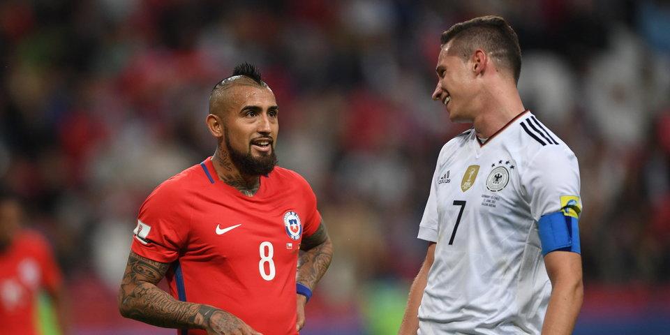 Есть ли у чилийцев шанс в финале с Германией? Отвечает Сергей Кривохарченко
