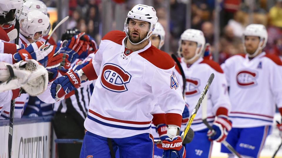 Радулов помог «Монреалю» победить «Торонто», Щербак забросил шайбу в дебютном матче НХЛ
