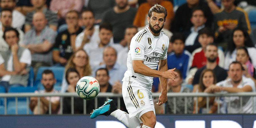 «Реал» остался без Начо