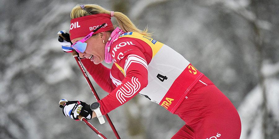 Тренер рассказал об ошибках Сориной в спринте на первом этапе «Тур де Ски»