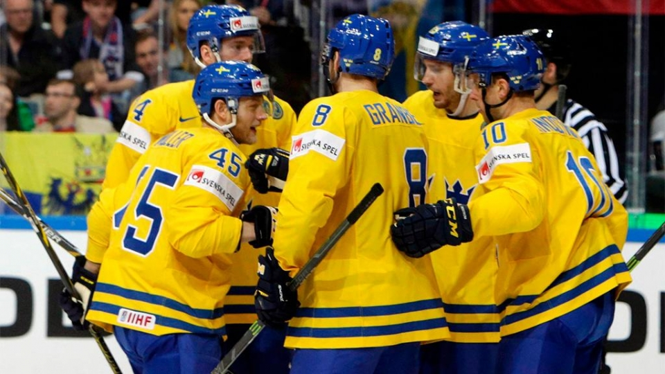 Семь хоккеистов КХЛ попали в заявку сборной Швеции на Кубок Карьяла-2018
