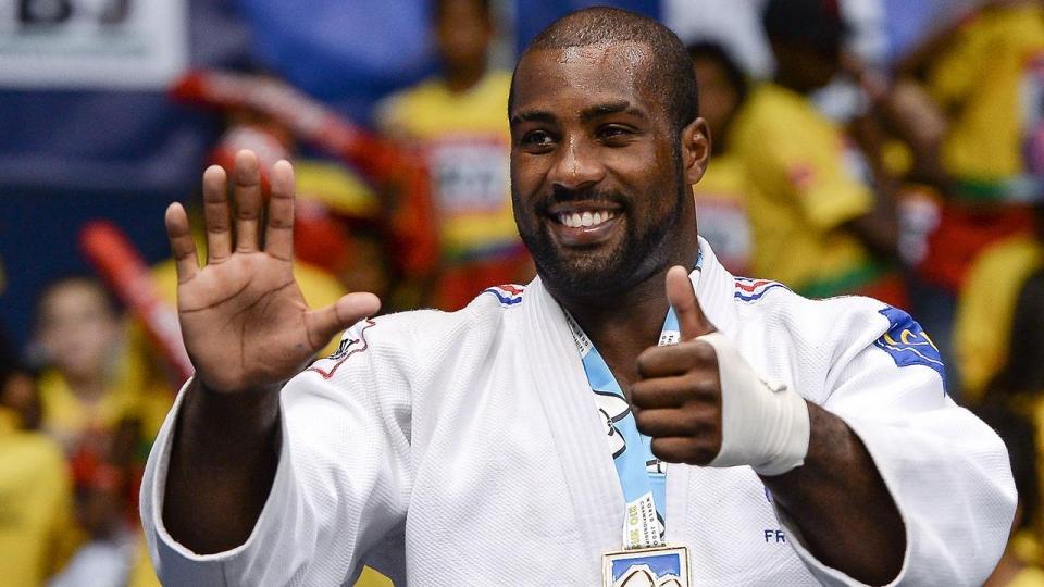 Франция победила Японию в финале турнира по дзюдо на Олимпиаде