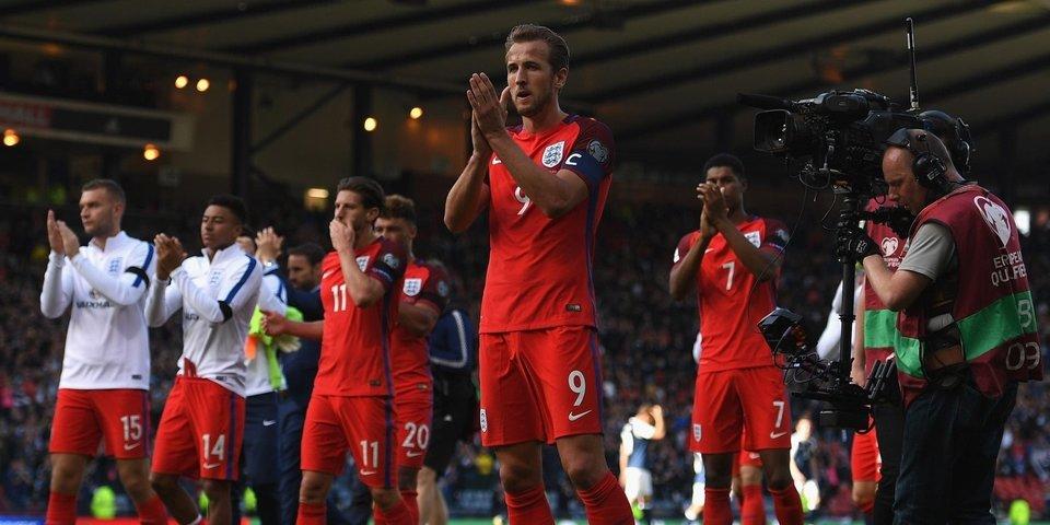 Кейн спасает Англию в сумасшедшей игре с Шотландией: все голы