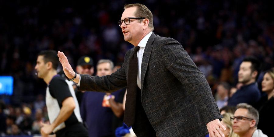 Ник Нерс из «Торонто» – лучший тренер НБА в сезоне-2019/20