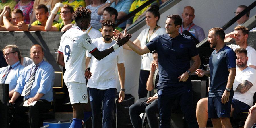 «Челси» одержал первую победу в АПЛ под руководством Лэмпарда