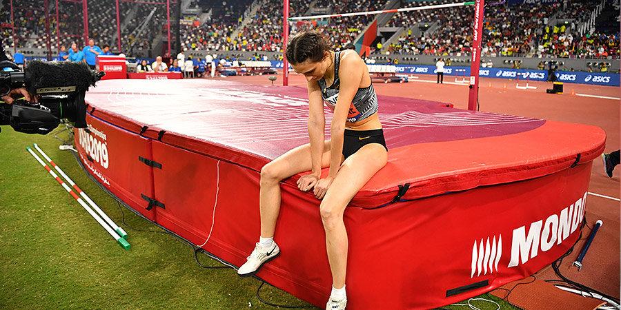 Муж Ласицкене показал, как легкоатлетка упала на тренировке за два месяца до третьей победы на ЧМ