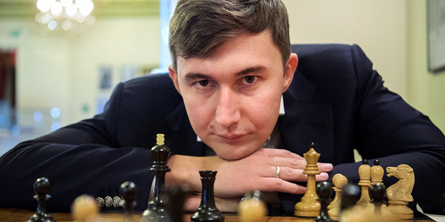 Карякин победил Карлсена на супертурнире по шахматам
