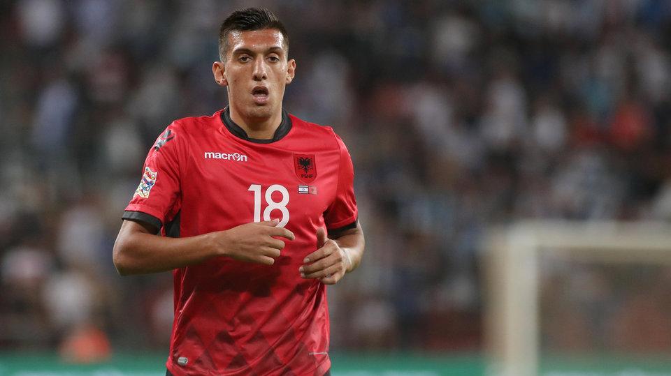 Гол Балая принес сборной Албании победу над Уэльсом