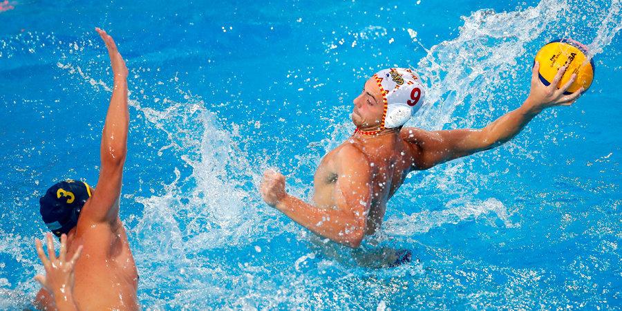 Испанцы и венгры сыграют в финале чемпионата Европы по водному поло