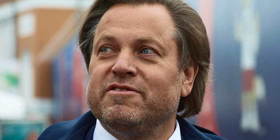 Василий Герелло стал послом Санкт-Петербурга на Евро-2020