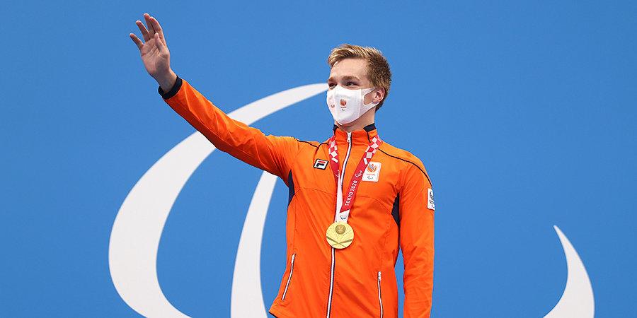Польский пловец обвинил соперника в жульничестве на Паралимпийский играх