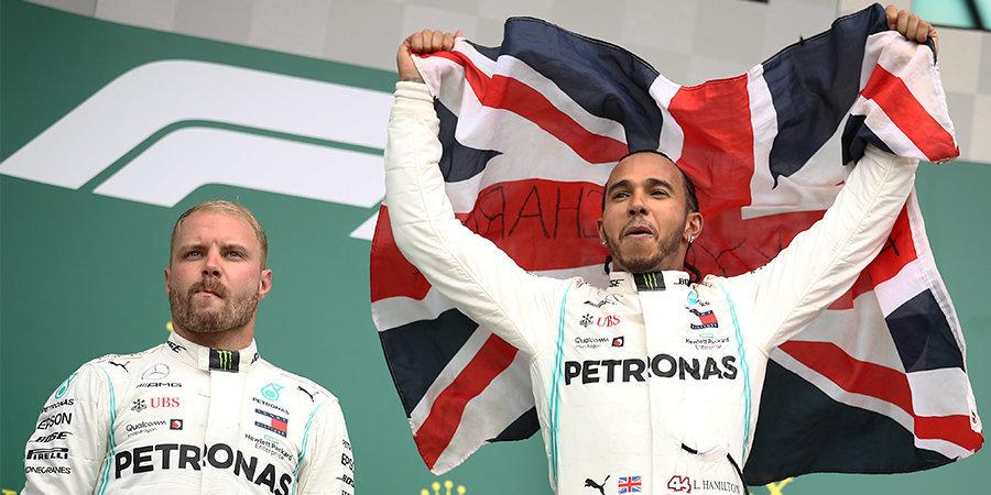 Побольше бы таких гонок, поменьше бы таких побед. Главное по итогам Гран-при Великобритании