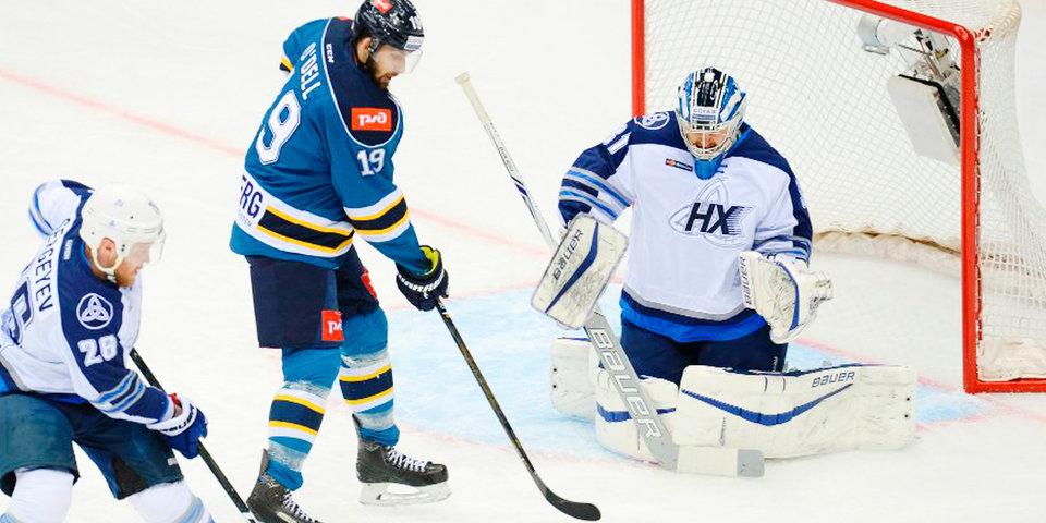 «Сочи» огорчил «Нефтехимик» в товарищеском матче в Финляндии