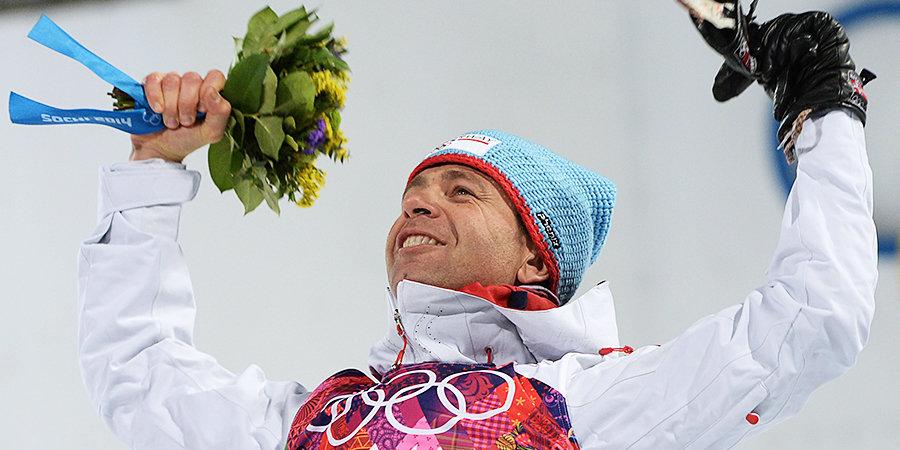 «Я был уверен, что кто-нибудь опередит меня». Бьорндален рассказал, как он смог завоевать золото на Олимпиаде в 40 лет