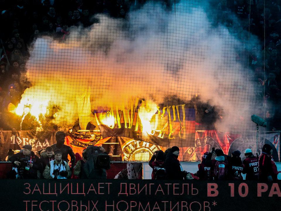 «Спартак» и ЦСКА суммарно заплатят 1 миллион рублей по итогам дерби