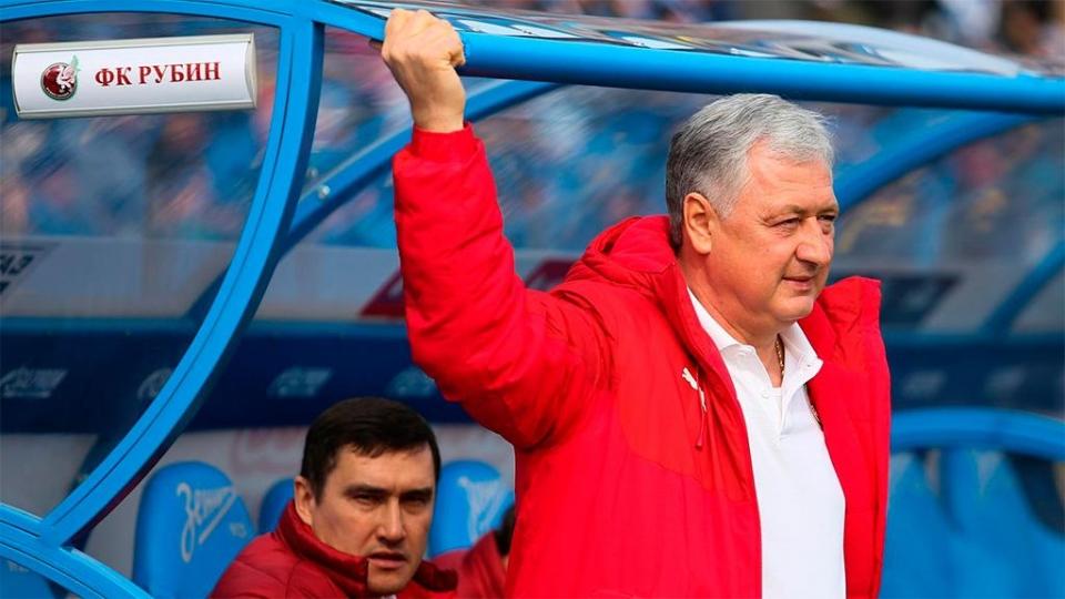 Билялетдинов официально возглавил «СКА-Хабаровск»