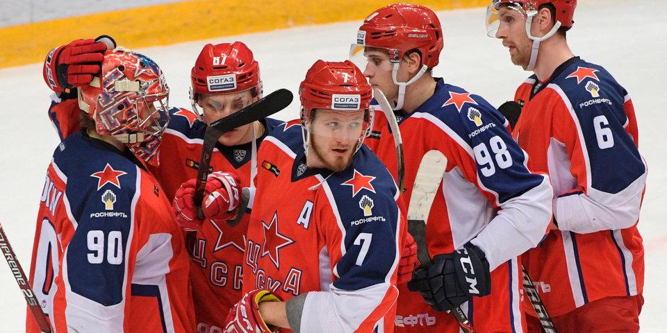 «Автомобилист» и ЦСКА выиграли по третьему матчу. СКА и «Торпедо» размочили счет в сериях