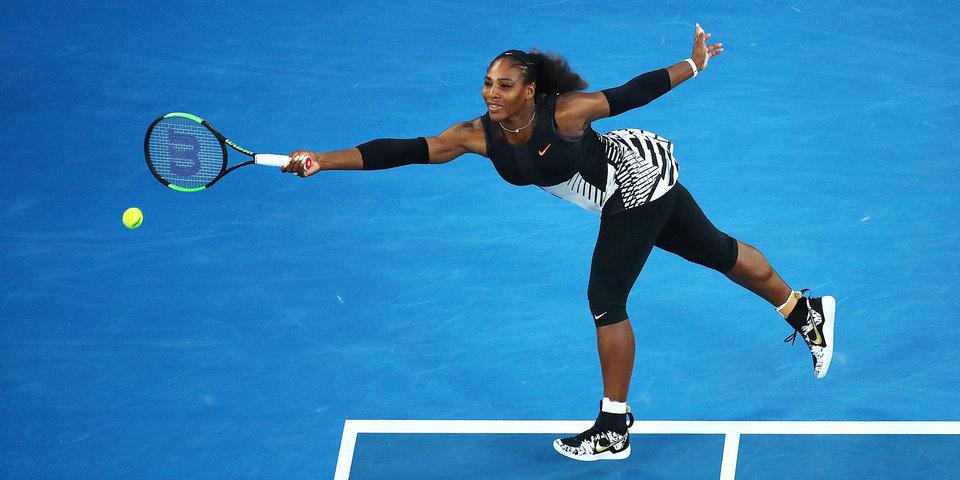 Серена Уильямс и Роджер Федерер – спортсмены года по версии академии Laureus