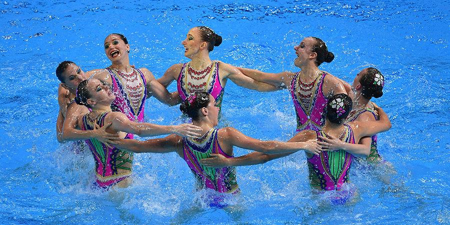 Россия идет на втором месте в общем зачете ЧМ. Копилку сборной пополнили золото и серебро