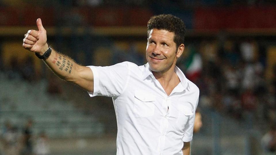 Диего Симеоне: «В матче за Суперкубок УЕФА большое значение будет иметь прессинг»