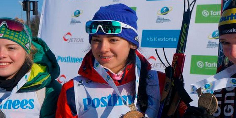 Гореева выиграла пасьют на ЧМ в Эстонии