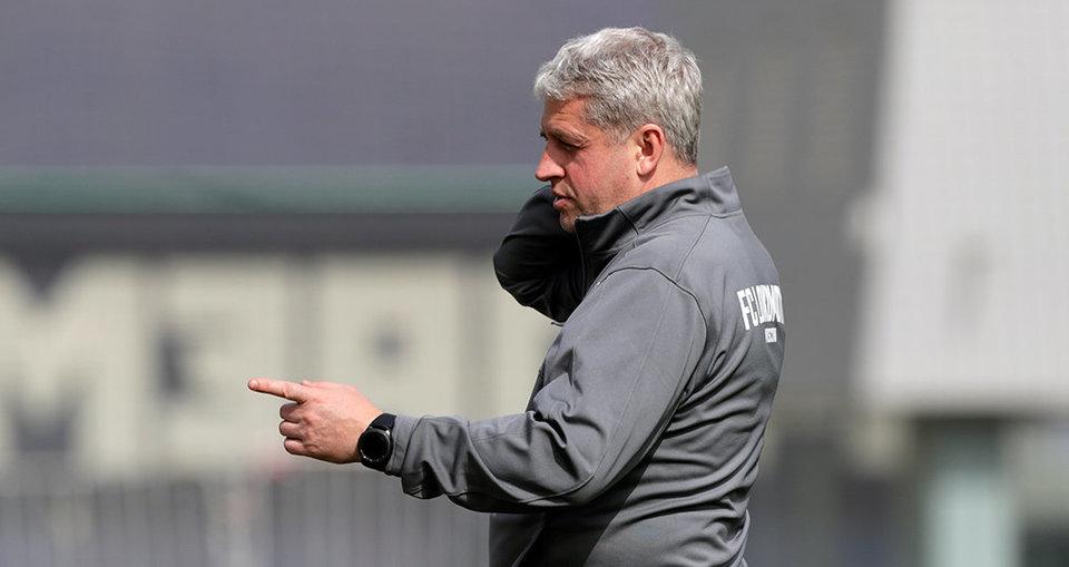 «Велес» назначил Сухину новым начальником команды