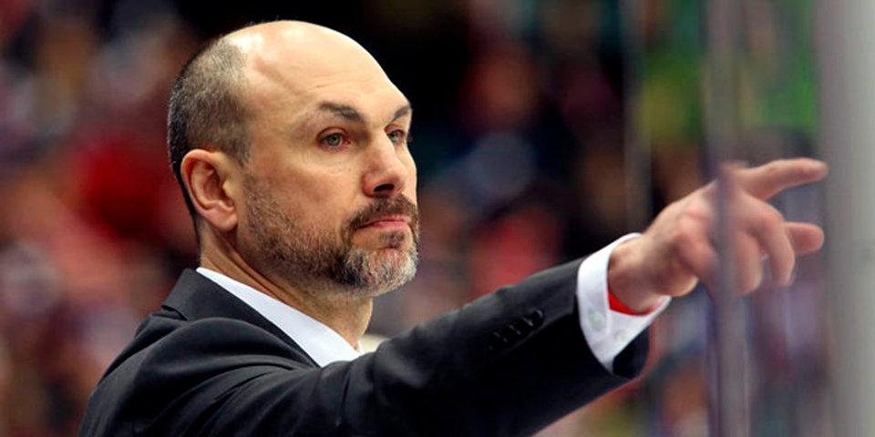 Юшкевич вошел в тренерский штаб Никитина в ЦСКА