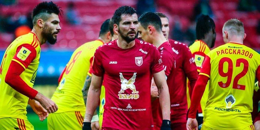 Деспотович и Кварацхелия — в символической сборной «Тотального футбола». Выбирали Ткаченко и Новиков