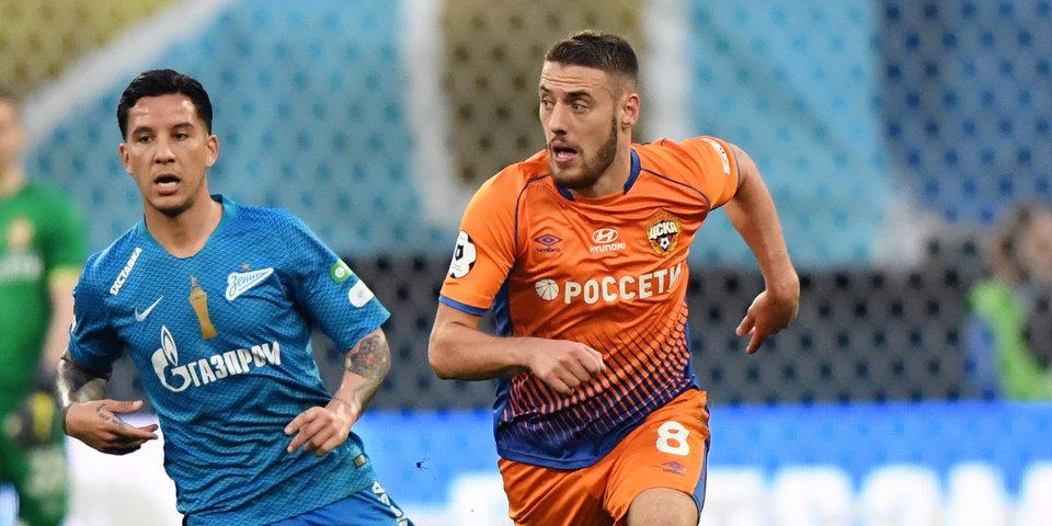 Влашич – одна из причин, почему у ЦСКА большие проблемы в обороне. Тактика 28-го тура РПЛ: конкретика и видео