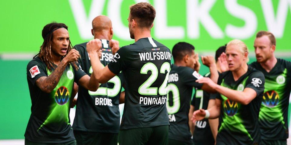 «Вольфсбург» и «Аугсбург» не выявили победителя